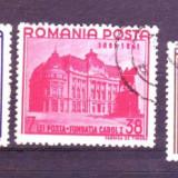 1941 l.p. 143 stampilate - Timbre Romania