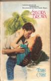 (C4449) TEXAS CHASE DE SANDRA BROWN, EDITURA MIRON, BUCURESTI, 1993, TRADUCERE DE ANI FLOREA, Alta editura