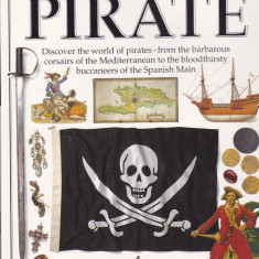Carte copii: Pirate (album Dorling Kindersley - Eyewitness in limba engleza) - Carte educativa