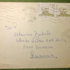 Plic Circulat Polonia - Suceava 1989
