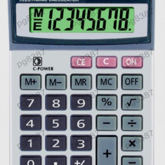 Calculator de birou, 8 digiti, CS-3308 - 110980 - Calculator Birou