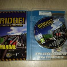Joc Pc Bridge - Jocuri PC Altele, Simulatoare, 3+