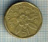 4992  MONEDA  - SINGAPORE  - 1 DOLLAR  - ANUL  1995  -starea care se vede