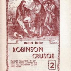 ROBINSON CRUSOE de DANIEL DEFOE NR. 2 - Revista culturale