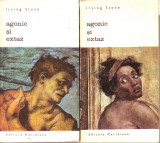 Irving Stone-AGONIE SI EXTAZ, Alta editura