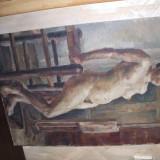 Vand 2 tablouri Natalia Dumitrescu Istrati - Pictor roman, Portrete, Realism