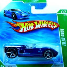 HOT WHEELS-TREASURE HUNT- FORD GTX-++2501 LICITATII !! - Macheta auto Hot Wheels, 1:64