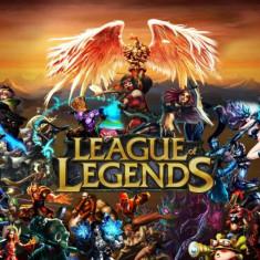 Cont League of Legends - Jocuri PC Altele, Strategie, 16+, MMO