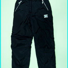 IMPECABILI _ Pantaloni ski iarna dama, impermeabili _ fete, femei | marimea D 40 - Echipament ski, Copii