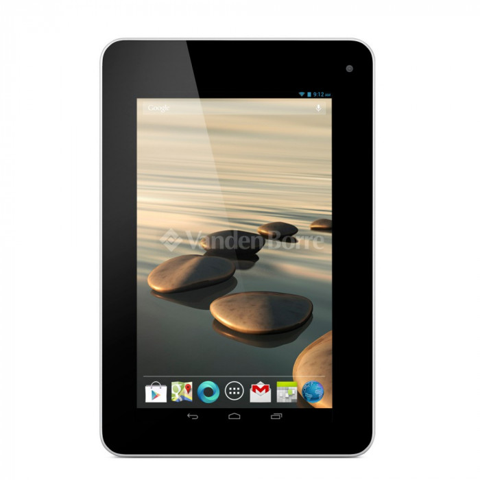 TABLETA ACER ICONIA B1-710 16GB WHITE, WI-FI, BLUETOOTH 4.0 GPS, ANDROID, DUAL CORE PROCESOR, 1GB RAM, MICRO SD foto mare