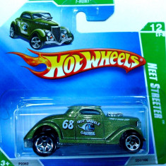 HOT WHEELS-TREASURE HUNT- NEET STREETER-++2501 LICITATII !! - Macheta auto Hot Wheels, 1:64