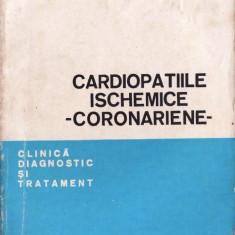 CARDIOPATIILE ISCHEMICE CORONARIENE de L. KLEINERMAN - Carte Cardiologie