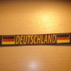 Bratara din cauciuc cu 2 capse  Deutschland   ( Germania)
