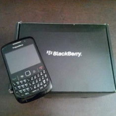 Blackberry Curve 8520 - Telefon mobil Blackberry 8520, Neblocat