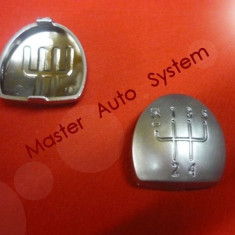Capac ornament schimbator 5+1 viteze cromat Renault Kangoo