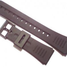 curea ceas Casio DBC-150, DBC-30, DBC-81, DBC-310, CMD-40, dar si alte modele.