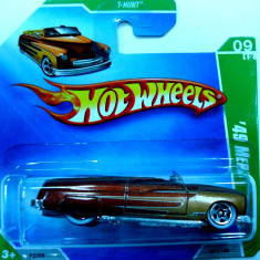 HOT WHEELS -TREASURE HUNT-'49 MERCURY-++2501 LICITATII !! - Macheta auto Hot Wheels, 1:64