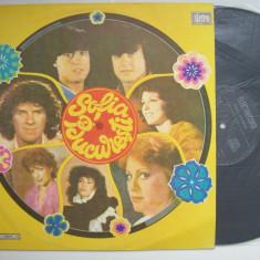 Disc vinil ( vinyl, pick-up ) SOFIA / BUCURESTI (disc realizat de