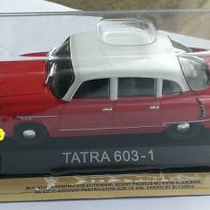 Macheta metal DeAgostini - Tatra 603-1 - NOUA, SIGILATA - Masini de Legenda