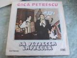 GICA PETRESCU - SA PETRECEM  IMPREUNA ., VINIL