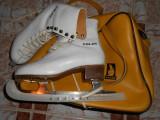 Vand patine numarul32-35 + geanta,marca POLAR
