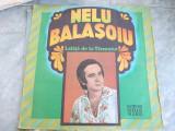 NELU BALASOIU - LELITA DE LA TISMANA  ., VINIL