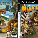 Joc original Madagascar pentru consola PlayStation2 PS2
