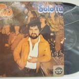 Disc vinil ( vinyl , pick-up ) SALVO - Solo tu (ST - EDE 02704)