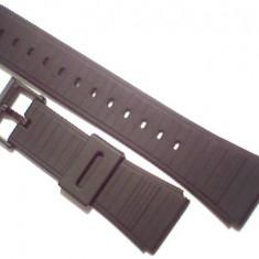 Curea originala ceas Casio DBC-62, DBC-61, DBC-80, DBX-102, dar si alte modele.
