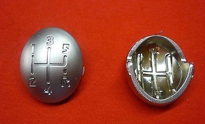 Capac ornament schimbator 5+1 viteze cromat Renault Fluence