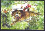 JERSEY 2006, Fauna - Caini, serie neuzata, MNH