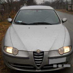 Dezmembrez ALFA ROMEO 147, motorizare 1.9 JTD - 115 CP - an fabricatie 2002 - Dezmembrari Alfa Romeo