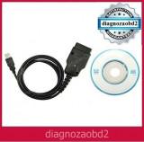 INTERFATA diagnoza tester auto Logan Renault NISSAN * K-Line * DDT2000 full OBD2