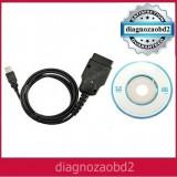 INTERFATA diagnoza tester auto Logan Renault NISSAN * K-Line * DDT2000 full OBD2 - Interfata diagnoza auto