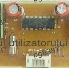 Invertor CCFL - CJY-12D05 071218 V1.0, 135x40x12mm - 130729