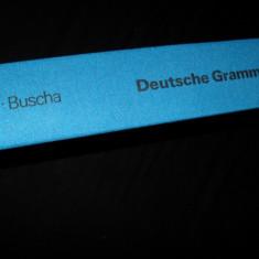 Gramatica limbii germane, un manual pentru straini, Degerhard Helbig, Joachim Buscha - Carte Literatura Germana