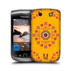 husa rigida Blackberry 9800 torch + folie protectie ecran