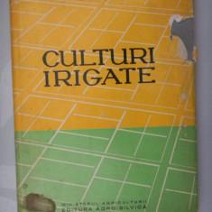 CULTURI IRIGATE - M.Botzan
