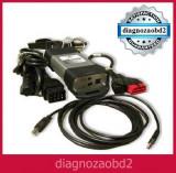 Interfata diagnoza tester auto CAN.CLIP  Renault, Dacia Logan ,  V187 lb. Romana