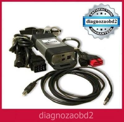 Interfata diagnoza tester auto CAN.CLIP  Renault, Dacia Logan ,  V187 lb. Romana foto