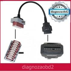 Cablu adaptor PSA30  30 pini , Citroen Peugeot OBD 2