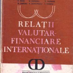 RELATII VALUTARE FINANCIARE INTERNATIONALE de P. BRAN