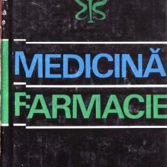 DICTIONAR CRONOLOGIC DE MEDICINA SI FARMACIE de G. BRATESCU - Carte Farmacologie