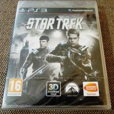 Joc Star Trek, PS3, original si sigilat, alte sute de jocuri! - Jocuri PS3 Namco Bandai Games, Shooting, 12+, Single player