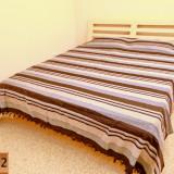 Cuvertura 100% Bumbac. Pentru pat Dublu, - 220 cm / 250 cm - Model 2 - Cuvertura pat