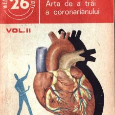 ARTA DE A TRAI A CORONARIANULUI de ARTHUR KARASSI VOLUMUL 2 - Carte Cardiologie