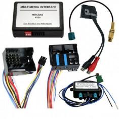 Interfata Audio Video Mercedes NTG 4