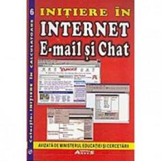 INITIERE IN INTERNET, E-MAIL SI CHAT de NICU GEORGE BIZDOACA