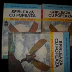 Biblioteca pentru toti copii, 30, Victor Ion Popa, Sfarleaza cu fofeaza