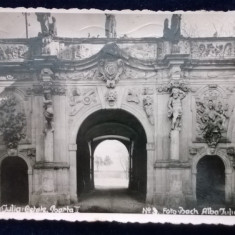 Alba Iulia - Cetate Poarta II - Foto Bach - Alba Iulia 1935 - cenzurata